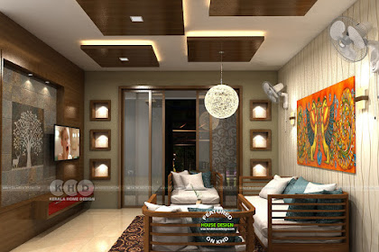 Kerala Home Interior Design 2018