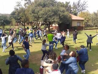 Amazing Race Johannesburg