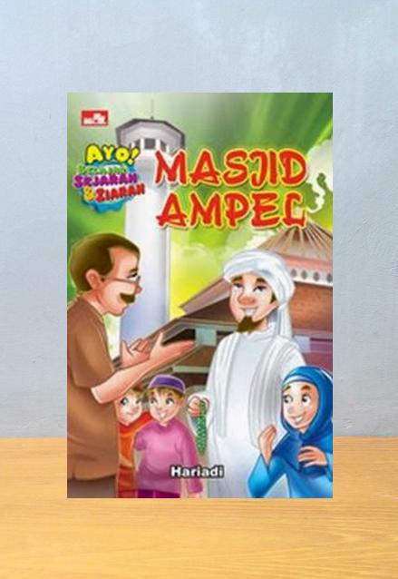 MASJID AMPEL, Hariadi