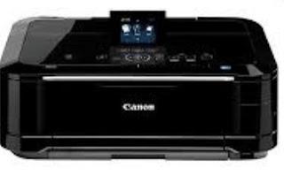 Canon PIXMA MG6120 Treiber Download