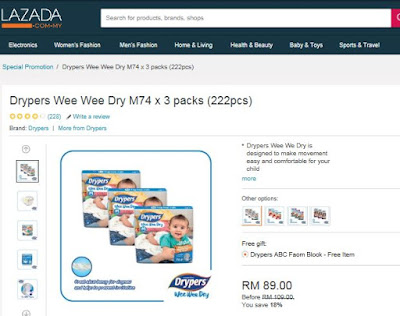 http://www.lazada.com.my/drypers-wee-wee-dry-m74-x-3-packs-222pcs-8178732.html?ff=1&campaign=big-baby-fair-deals
