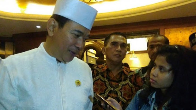 Tommy Soeharto Juga Hadiri Acara Ijtima Ulama