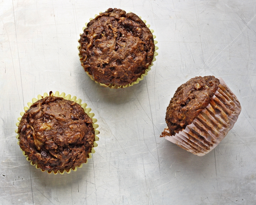 how to make muffins low in sugar