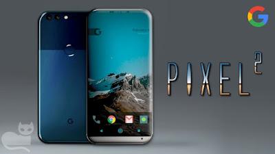 Bocoran Spesifikasi Google Pixel 2