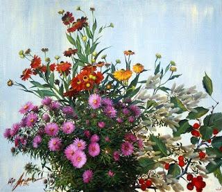 pinturas-fascinan-arreglos-florales