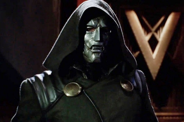 Set Pics for Fantastic Four reveal Doctor Doom's look ...
