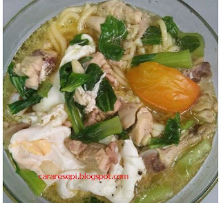 Mee Sup Ayam Sedap