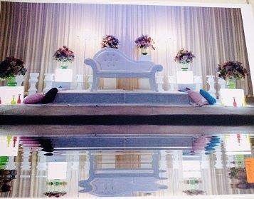 Lokasi Perkahwinan Terbaru Felda D'Saji Di Kajang Perdana Avenue