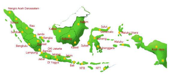 Soal Latihan PKN SD Menjaga Keutuhan Indonesia