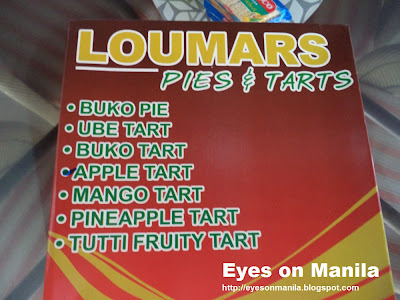 Loumar's Pies and tarts