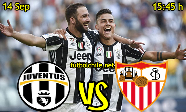 Ver stream hd youtube facebook movil android ios iphone table ipad windows mac linux resultado en vivo, online: Juventus vs Sevilla