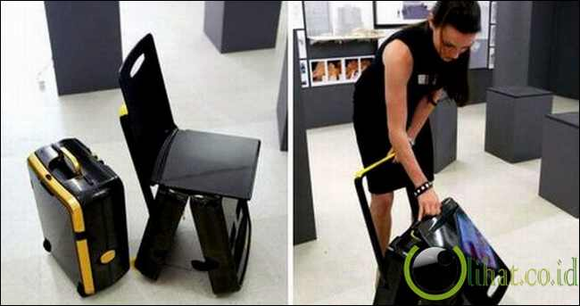 Chair Suitcase