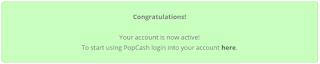 Cara Daftar Dan Pasang Code PopCash Di Blogger