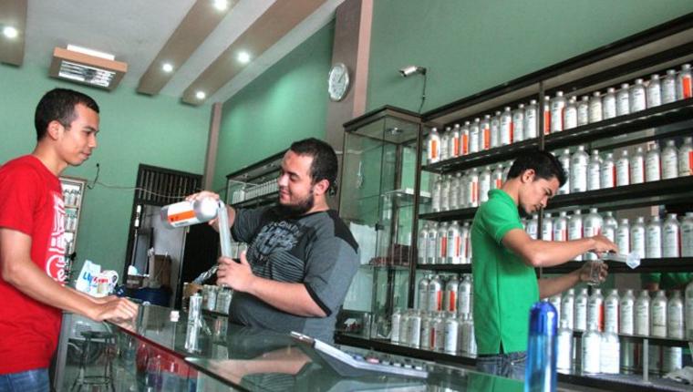 Peluang Bisnis Buka Kedai Parfum Isi Ulang Modal 5 Juta Bisikanbisnis