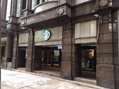 Starbucks Lebuh Ampang Store Special Opening Discount Promo