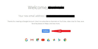 Gmail Account Create www.gmail.com
