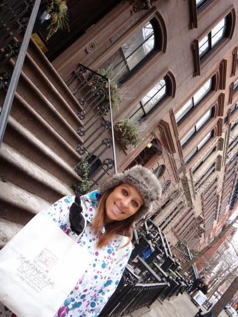 casa de Carrie en Sexo en Nueva York