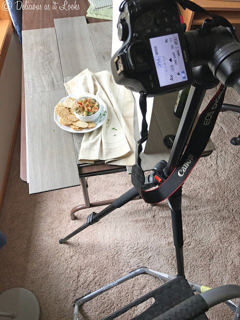 Food Photography with Dianne Part 1: Setup & Lighting