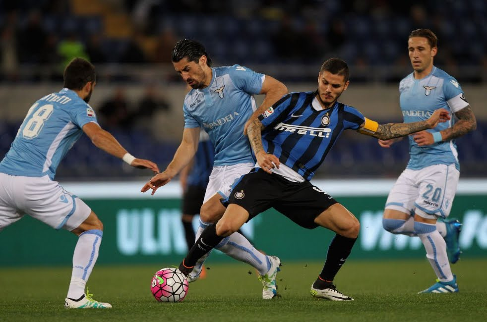 DIRETTA LAZIO-INTER Streaming: come vederla in Video Live TV Oggi