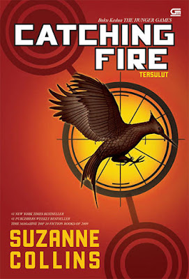 Catching Fire (The Hunger Games #2) by Suzanne Collins Pdf