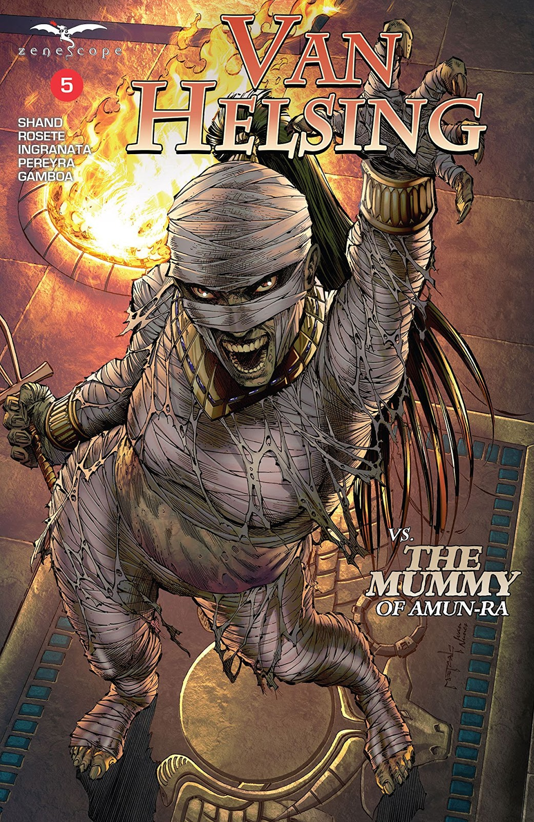 Weekly New Comics Releases  Final Update