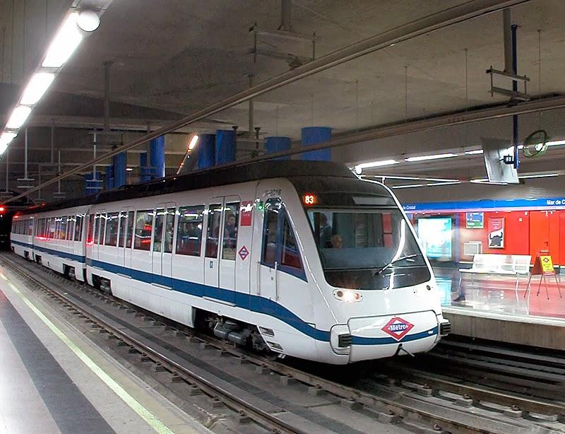 De turismo por Madrid: utiliza el Metro para desplazarte