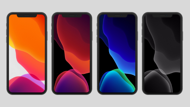 Download iOS 13 Stock Wallpapers | Wallpaper Pack #3