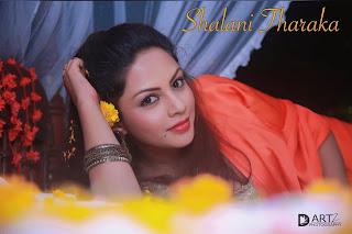 shalani tharaka - kotipathiyo actress