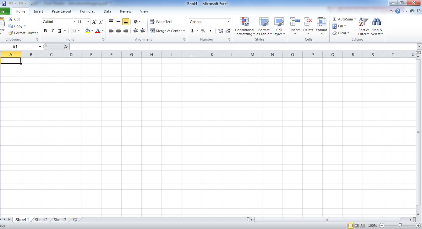 Sejarah, Fungsi dan Pengertian Microsoft Excel