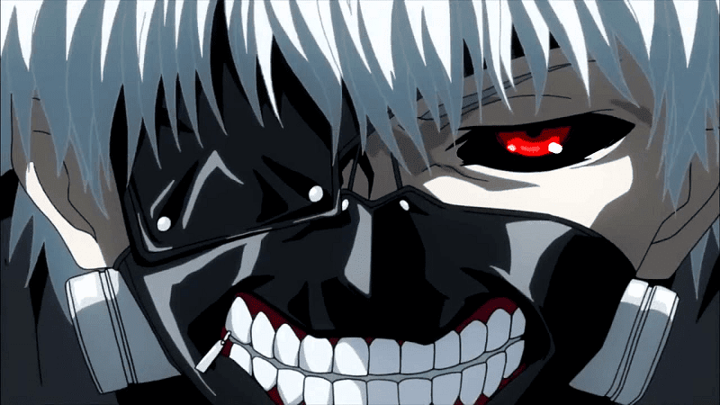 Karakter utama Tokyo Ghoul