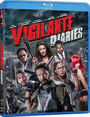 Vigilante Diaries 2016 English 720p BRRip 950MB ESubs