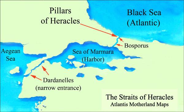 Istambul - Do Mar da Mármara ao Mar Negro atravessando o estreito do Bósforo   Turquia