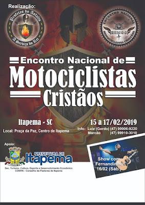 Encontro Nacional de Motociclistas cristãos