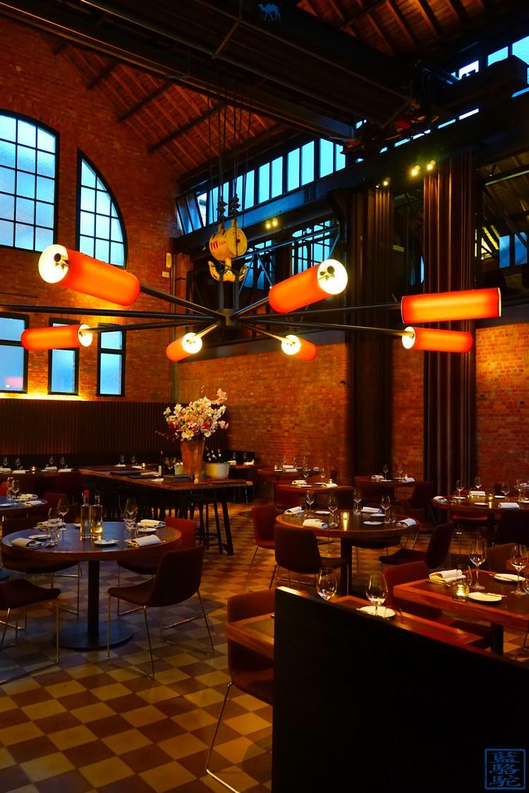 Le Chameau Bleu - Restaurant gastronomique Volta Gand - Ghent - Belgique