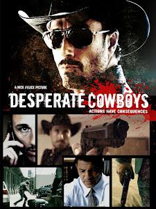 Desperate Cowboys Poster