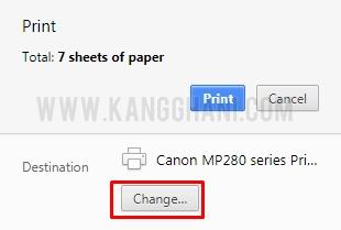2 Cara Mudah Menyimpan Halaman Web menjadi PDF