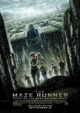 The Maze Runner 2014 BRRip 1080p Dual Audio In Hindi English