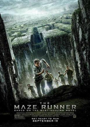 The Maze Runner 2014 BRRip 1080p Dual Audio In Hindi English