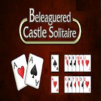 Beleaguered Castle Solitaire