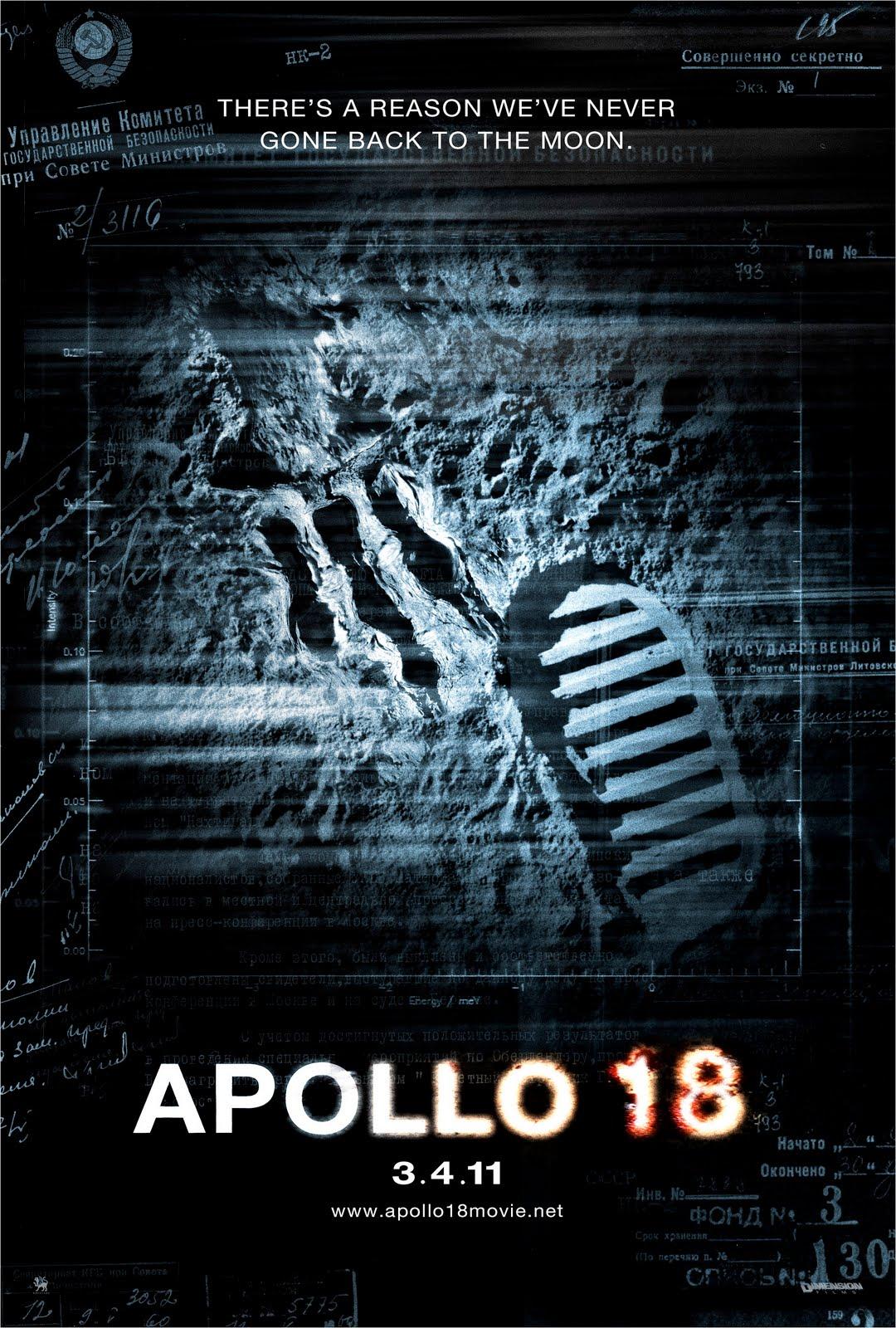 Movies: Apollo 18 (2011)