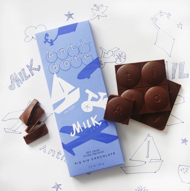 chocolat au lait antidote bean to bar