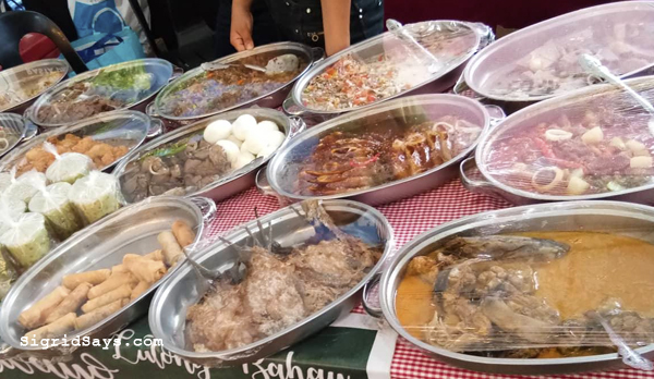 weekend gastro fair - the district north point - Bacolod restaurants
