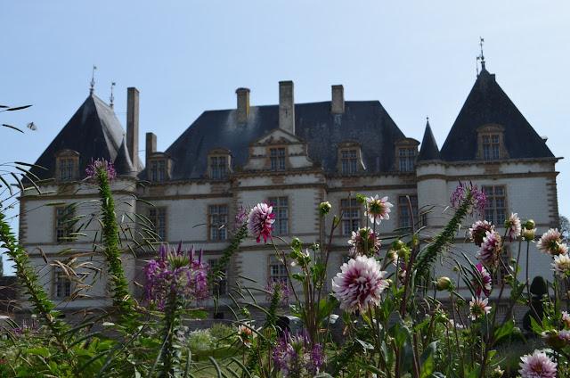 I Viaggi di Raffaella: Borgogna: il Castello di Cormatin, \