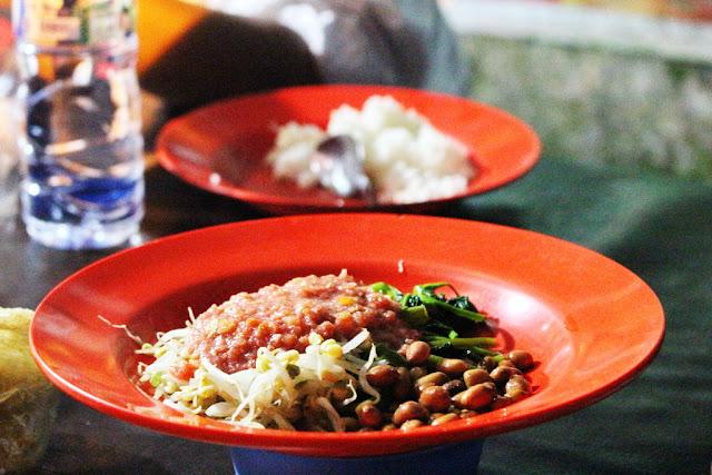 plecing kangkung lombok