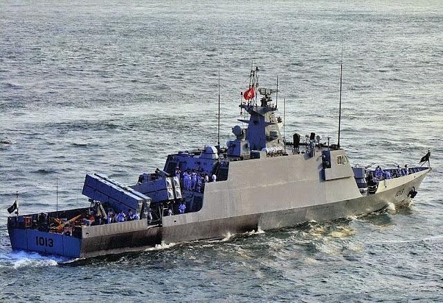 Malaysia Beli 4 Kapal Tentera Dari China,ok? | Lawatan rasmi ketiga Datuk Seri Najib