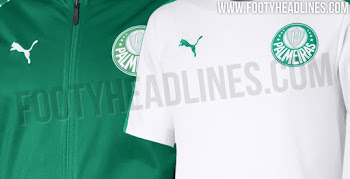 Puma Palmeiras 2019 Collection Leaked 0ccdce7caa5cb