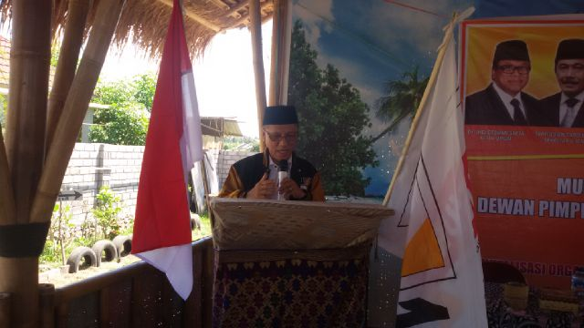 DPD Anggap DPC Hanura Lotim Tertinggal