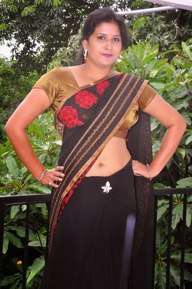 Special For All Mallu Aunty Hot Navel Show Hd Photos In -4536
