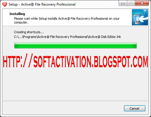 install Active@ File Recovery 5