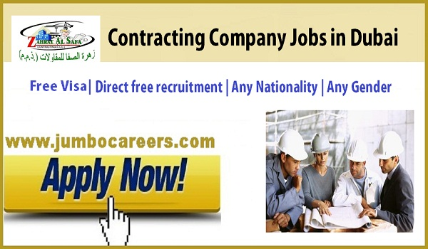 engineering company jobs dubai,
